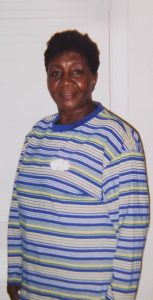 My mammy, Mary Gumbs